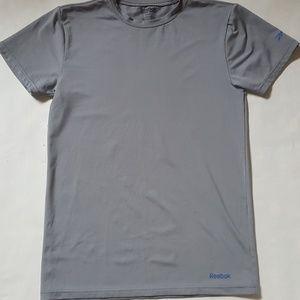 Reebok Men's Performance Underwear Gray Sm Shir